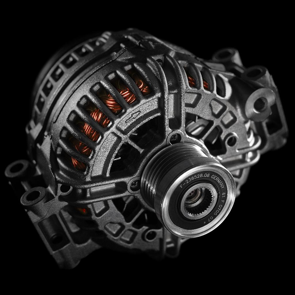 Ika Germany Industrie Und Kraftfahrzeugausrstung Gmbh Alternators Parts Diagram Alternator Spare For